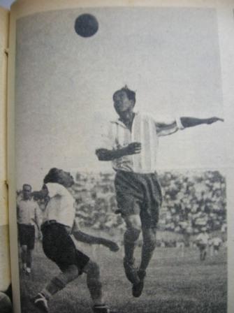 15/10/29 – ALBERTO FASSORA: El primer goleador del profesionalismo