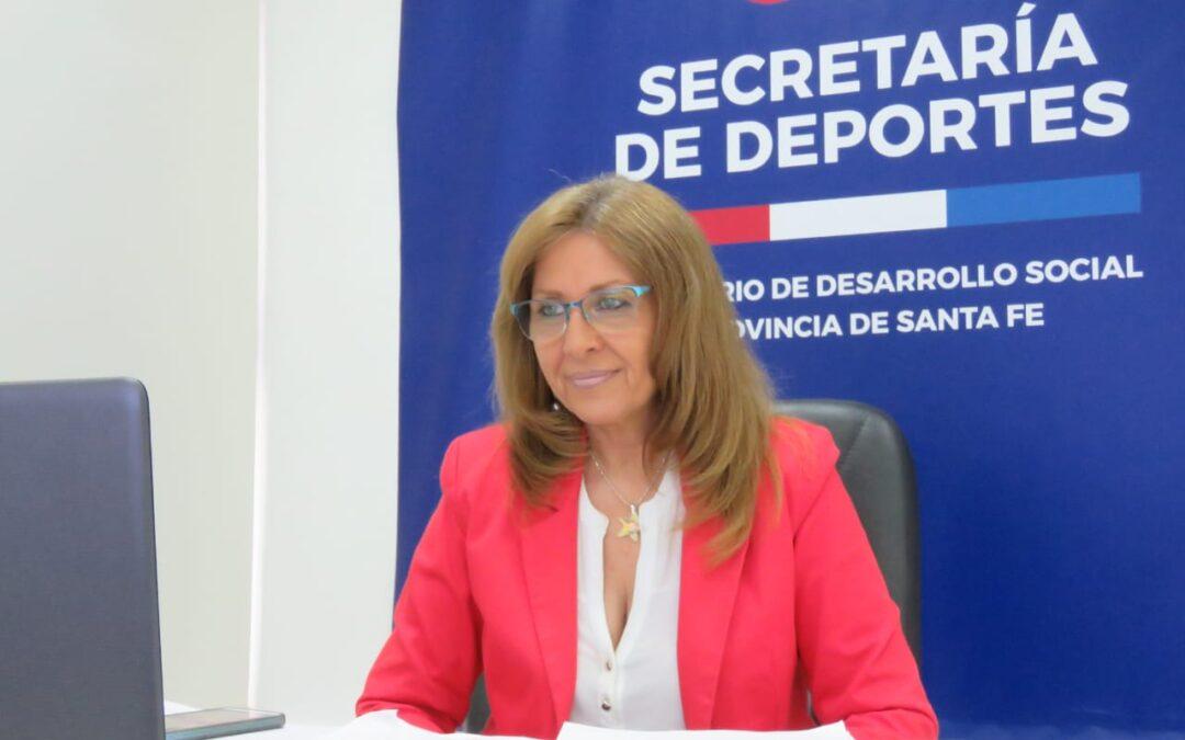 Santa Fe: Deportes – Giaccone disertó en el Foro Argentino del Deporte sobre Legislación Deportiva