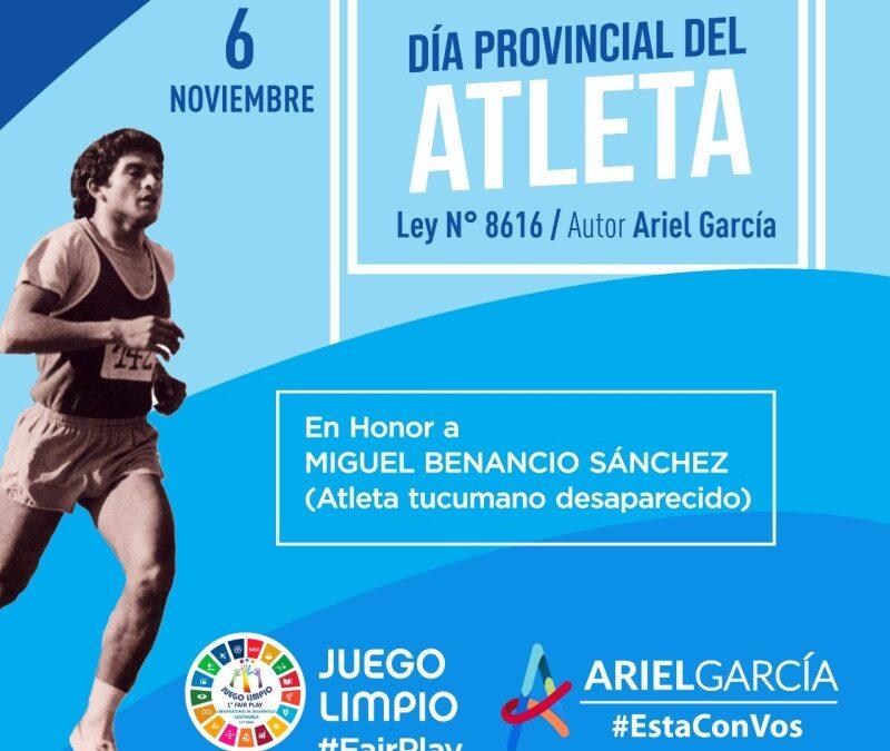 TUCUMÁN: Día Provincial del Atleta