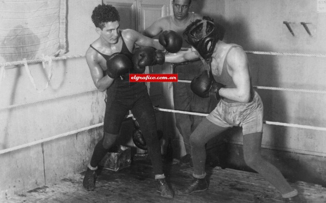5 de enero de 1909 – Nacía un gran ídolo del boxeo, JUSTO SUÁREZ «El Torito de Mataderos»