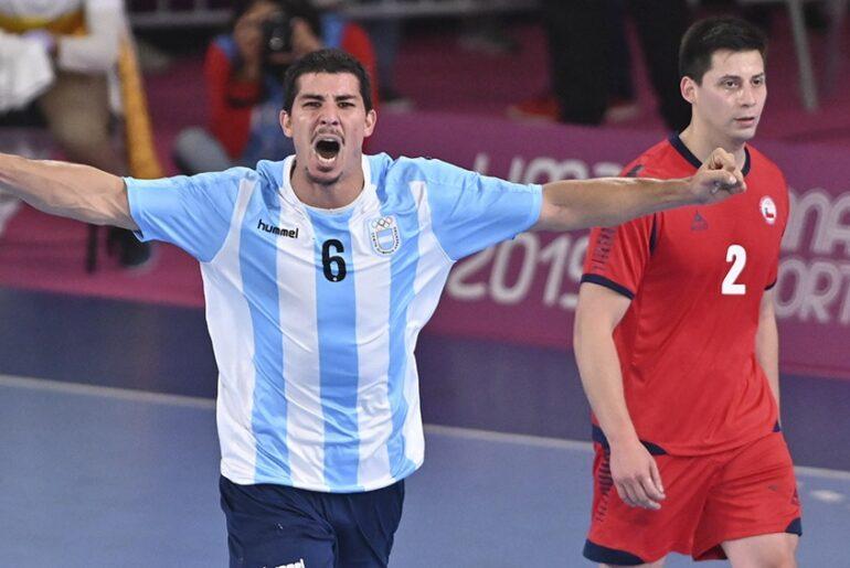 Diego Simonet: «Es el mejor Mundial de la historia para nosotros»