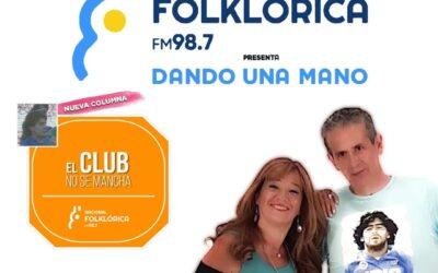 """Programa de Radio: """"Dando Una Mano"""""""
