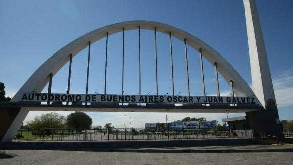 09/03/1952 – Autódromo de la Ciudad de Buenos Aires, Inauguración de una obra monumental