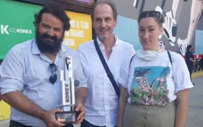 El premio que negaron a Mary Terán de Weiss – La Carrera de Miguel y el premio Konex