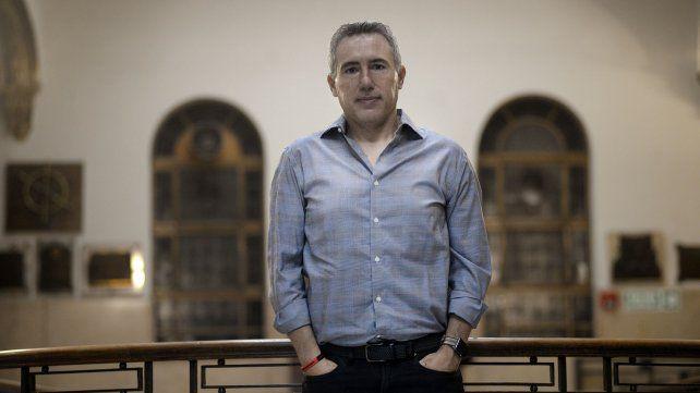 NUEVO LIBRO DEL DEPORTE: «El vínculo de Newell's y Juan Domingo Perón era inmenso»
