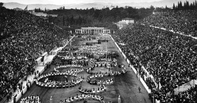 A 125 años del nacimiento de los Juegos Olímpicos modernos
