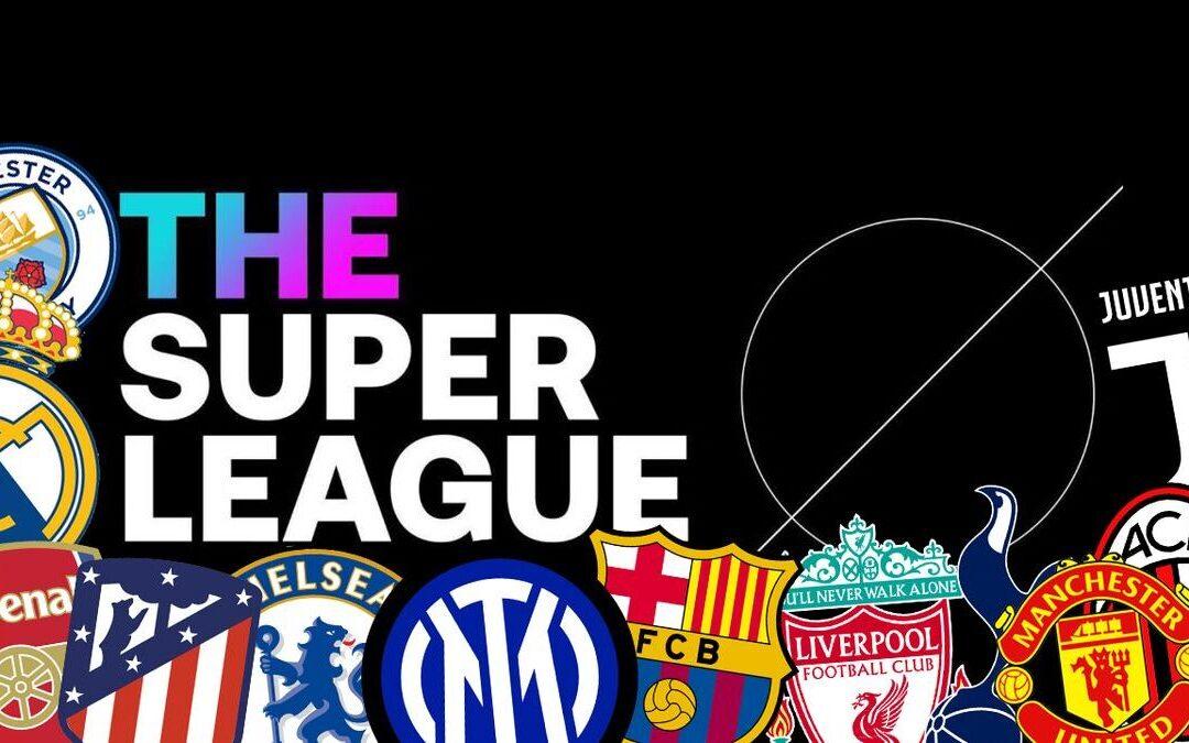 La Superliga europea y el verdadero fútbol para pocos