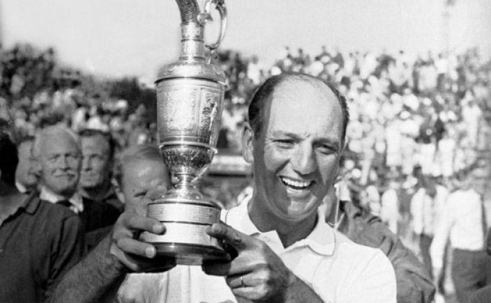 14 de abril de 1923:  Nace el golfista más grande de nuestro país, Roberto De Vicenzo