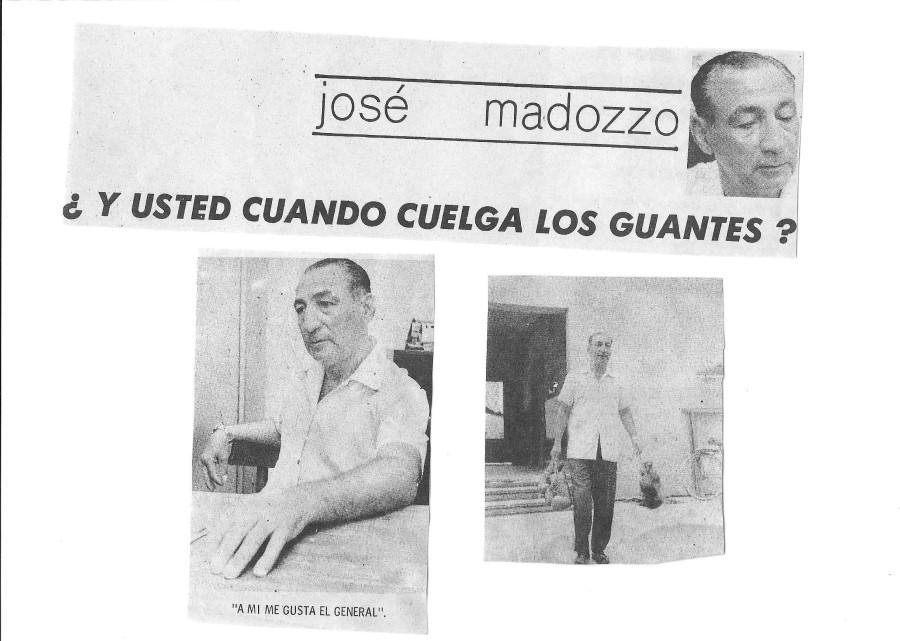 07/05/1931: Tucumán – JOSÉ DELFÍN MADOZZO: El campeón luleño