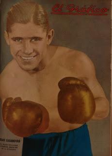 15/05/1914 – nacía un campeón olímpico de Berlín: OSCAR CASANOVAS