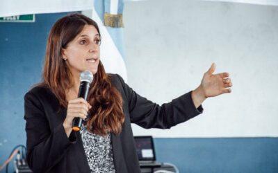 Inés Arrondo y la gestión en pandemia: «Es el partido que tocó y hay que jugarlo»