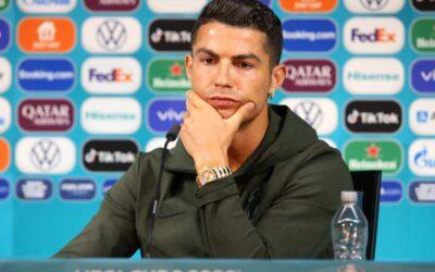 Del Coca Cola-gate de Cristiano Ronaldo a los casos de Osaka, Tite y Neuer – Cuando la censura juega su partido