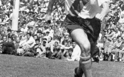 18 de junio de 1937 debutó: ÁNGEL LABRUNA,  El goleador eterno del Club Atlético River Plate