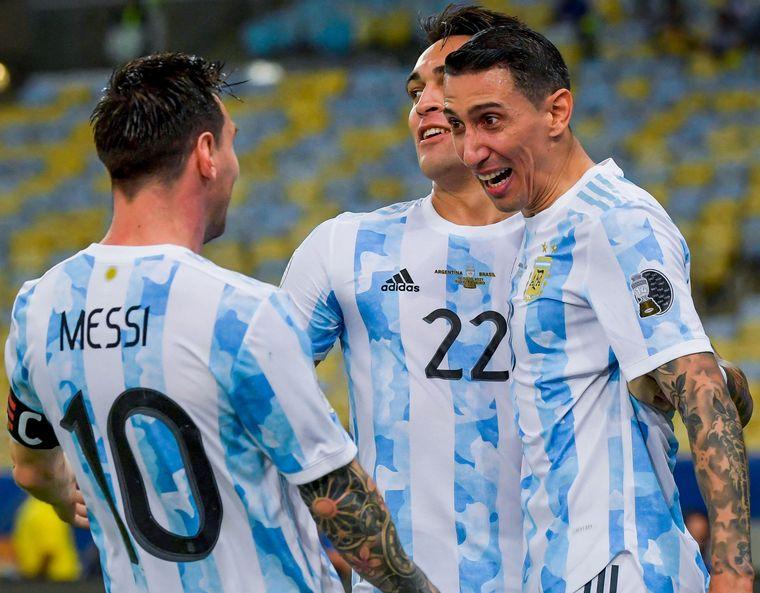 Copa América 2021 – Brasil 0, Argentina 1. La final que ganó Lionel Scaloni