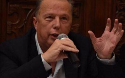 Víctor Lupo: el Estado y la comunidad deben recuperar el deporte para el pueblo