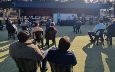 Córdoba: Se entregaron subsidios a 38 clubes del departamento General San Martín
