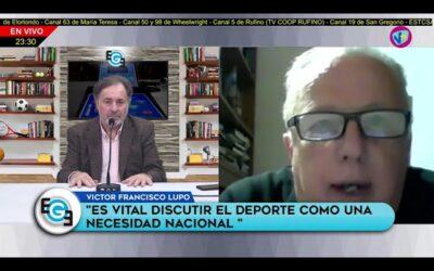 SANTA FE: La difícil situación del Deporte Argentino