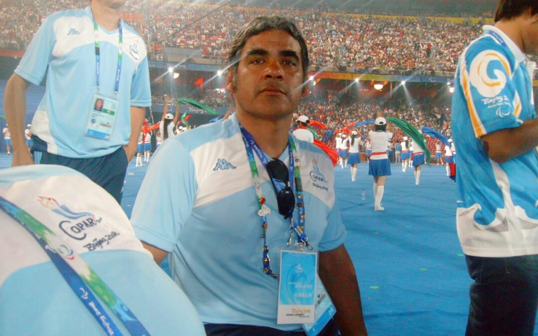 """Juegos Paralímpicos de Tokio – Entrevista a Carlos """"Beto"""" Rodríguez: """"Miro al deporte paralímpico como una herramienta de inclusión"""""""