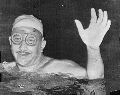 Setiembre 1961: Antonio Abertondo.
