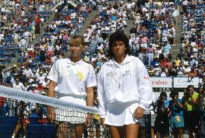 8 de setiembre de 1990: GABRIELA SABATINI Gana el Abierto de los Estados Unidos