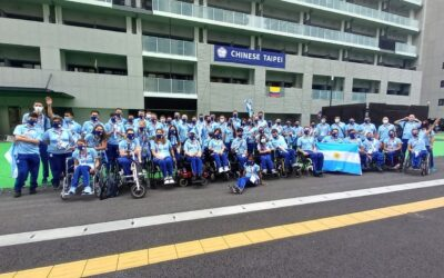 Terminaron los Juegos Paralímpicos Tokio 2020