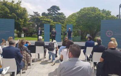 """Entregaron subsidios a clubes deportivos de la Ciudad de Buenos Aires en el marco del programa """"Clubes en Obra"""""""